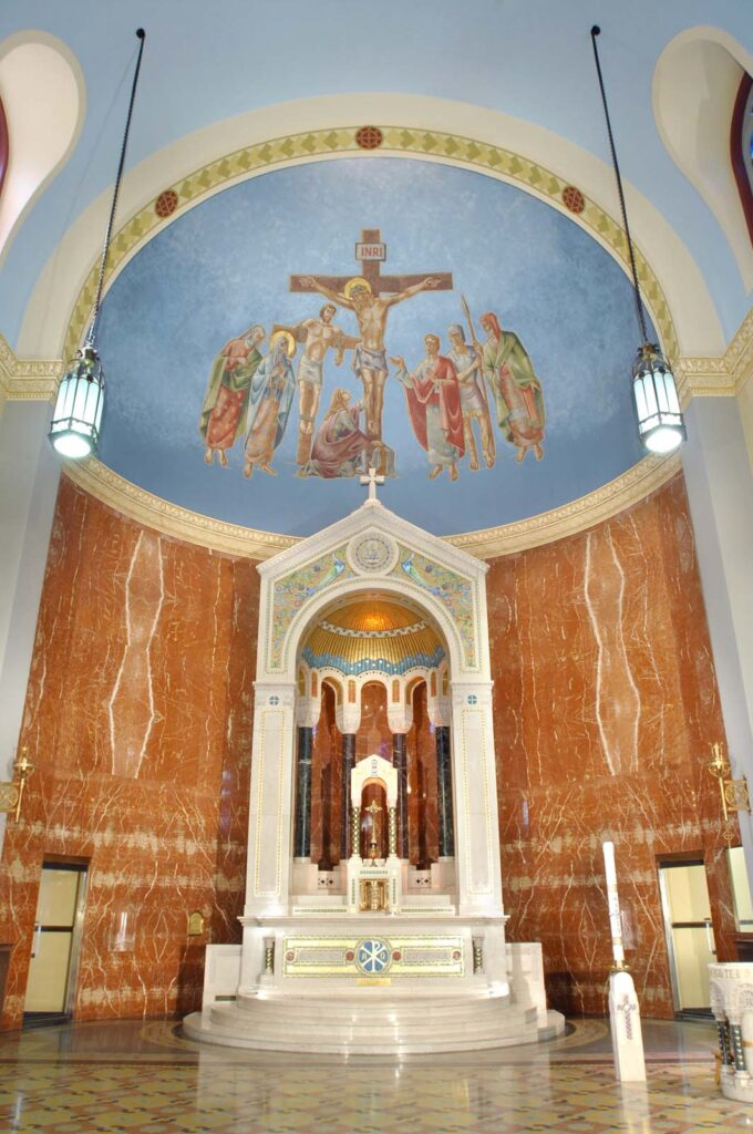 ascension catholic church visit Welcome to the church of the ascension worship and prayer are sources of vitality for any living parish community worship is also the summit expression of life open to.