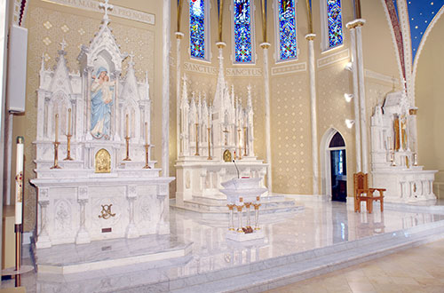 church sanctuary renovation design