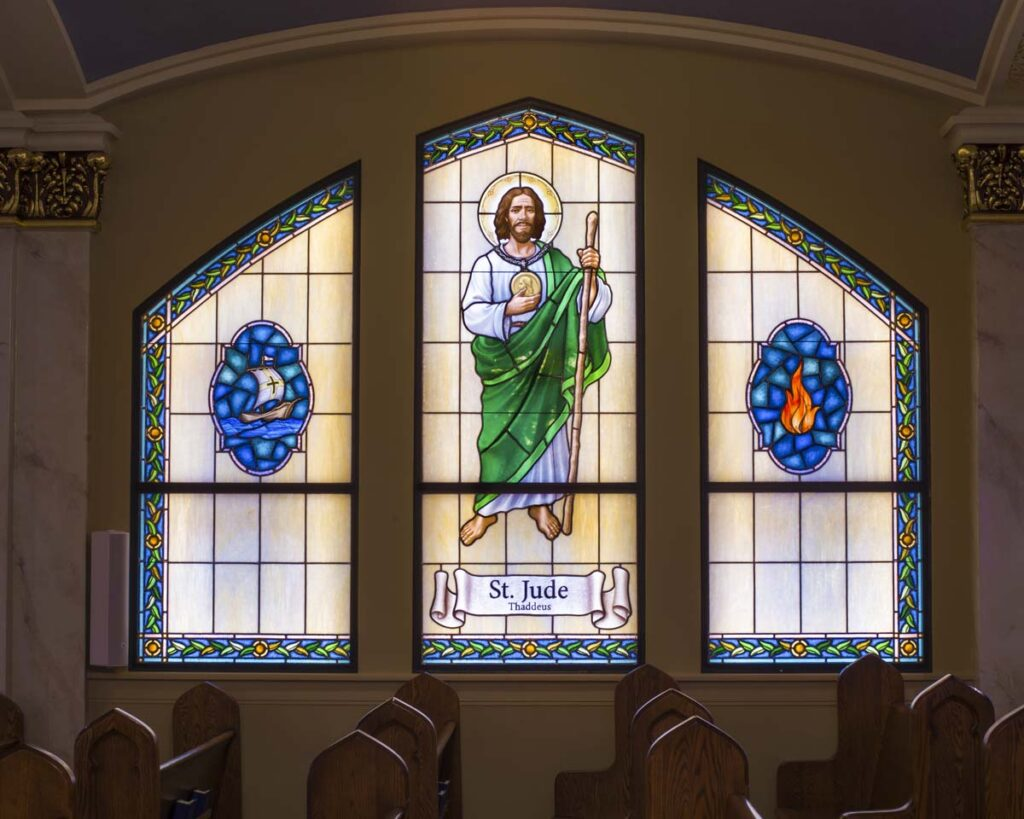Design Window: Stained Glass Design & Fabrication