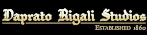 Daprato Rigali Studios logo