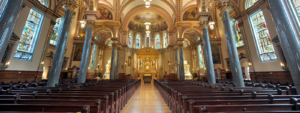 St Hedwig Catholic Church Chicago Illinois restored by Daprato Rigali Studios