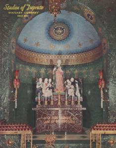 Old Daprato magazine catalog history