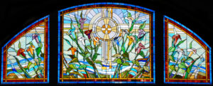 stained glass custom fabrication