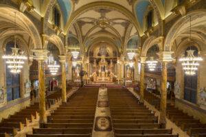 chicago church decoratino restoration renovation