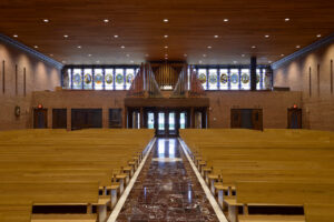 interior church renovation remodel design windows
