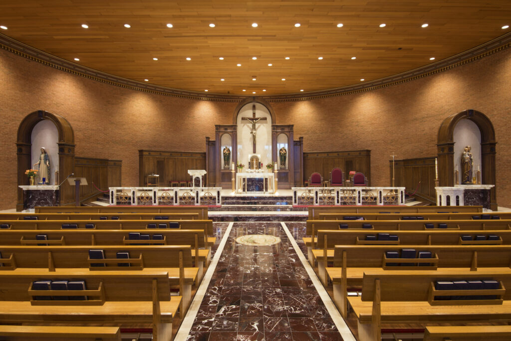 Brilliant St Matthew Catholic Church Daprato Rigali Studios Interior Design Ideas Clesiryabchikinfo