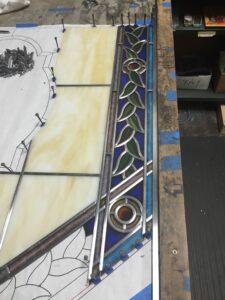 Stained Glass window custom creation