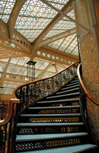 The Rookery gilding design interior renovation
