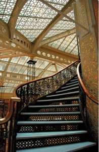 The Rookery interior decoration artists
