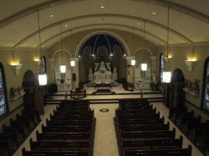 St. Michael's Waterloo renovation
