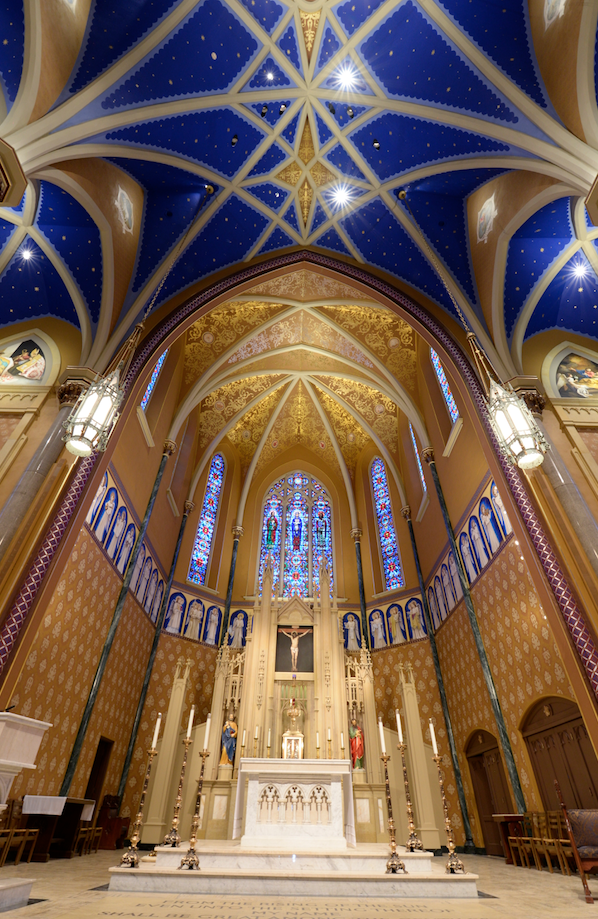 Cathedral Of St Mary Of The Immaculate Conception Peoria