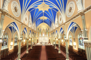 St Alphonsus Chicago Daprato Renovation painting