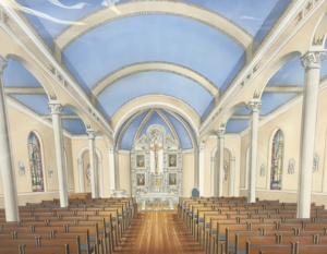 chapel redesign sanctuary renovation