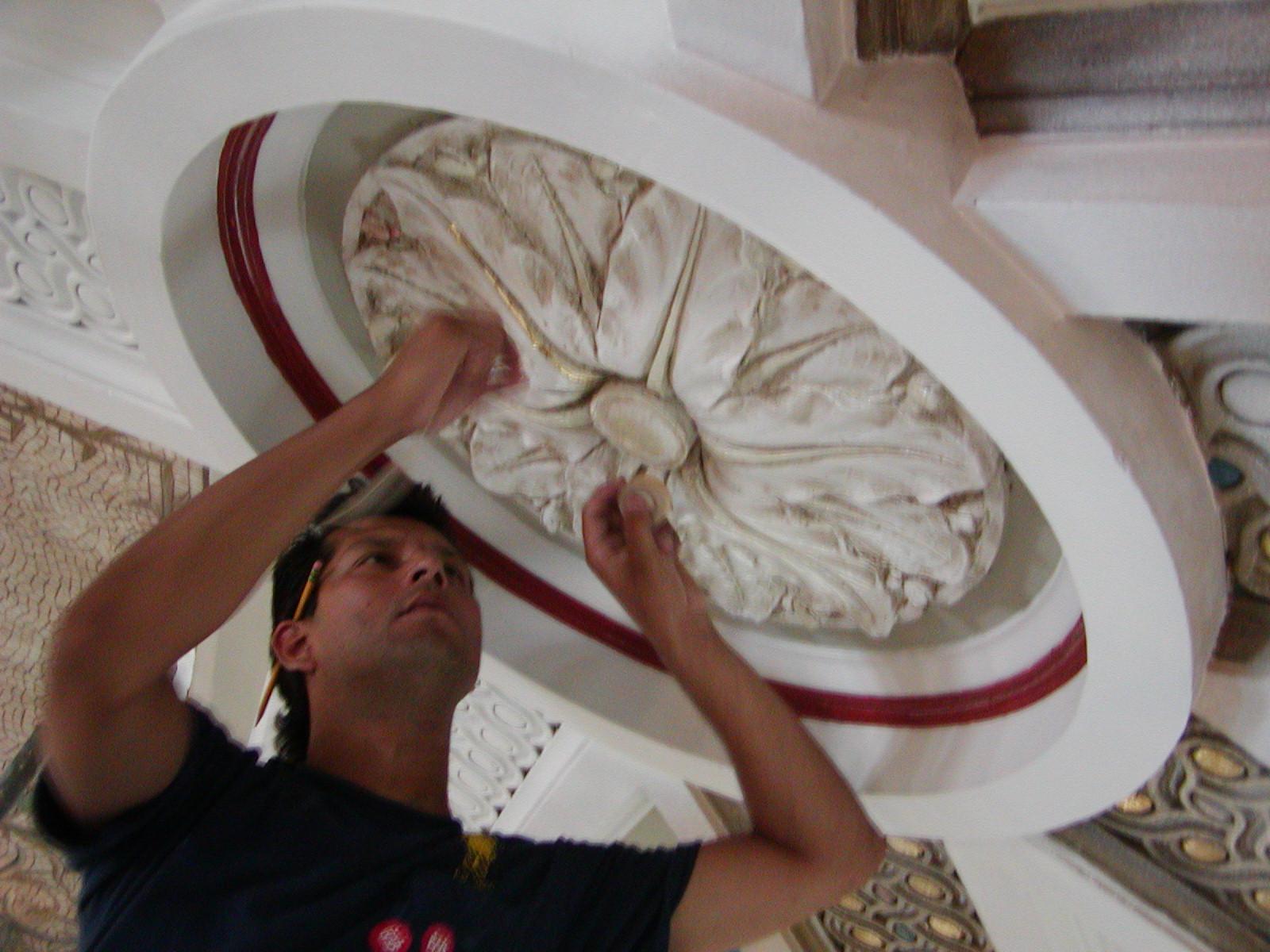 Daprato Rigali historic conservation preservation
