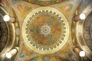 Daprato Rigali painting design restoration