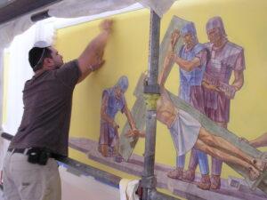 sanctuary art restoration chicago