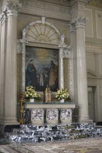 St. Mary seminary of the lake
